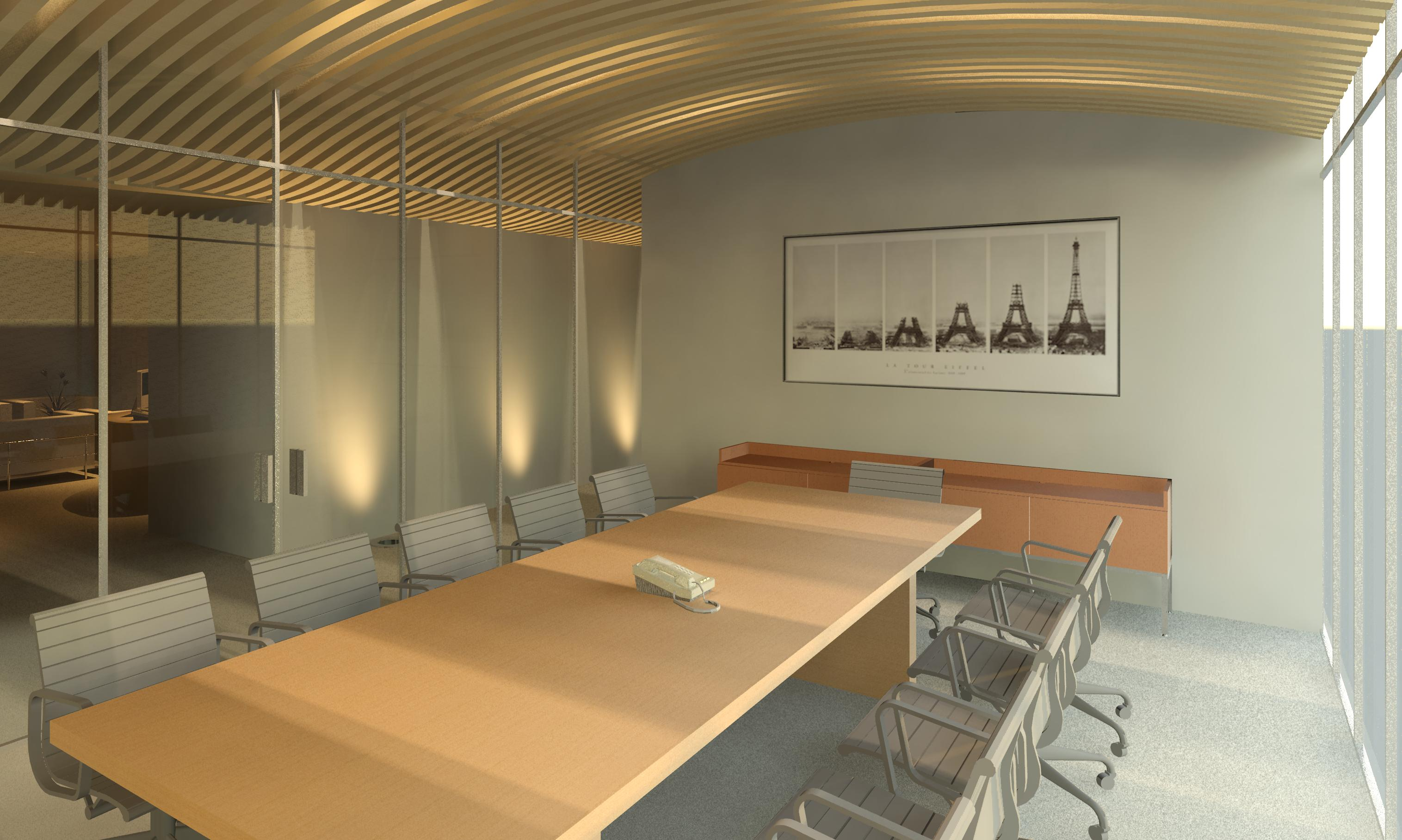 Office & Lighting Design Concept