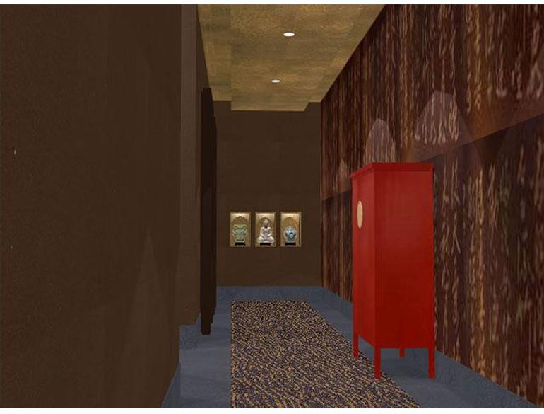 Singapore Hotel Concept